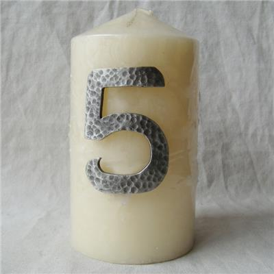 5 Candle Pin